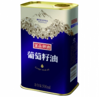 葡萄籽油(马口铁)